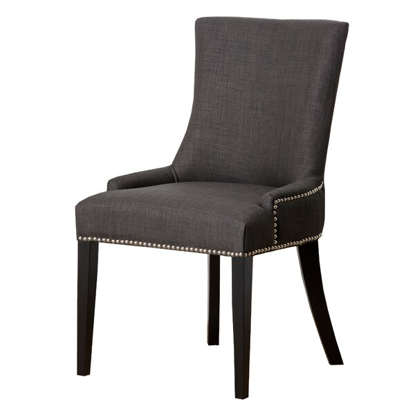 . Nailhead Dining Chairs You ll Love   Wayfair