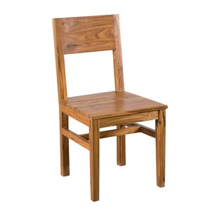 Hagerman Solid Wood Dining Chair by Wildon Home ®