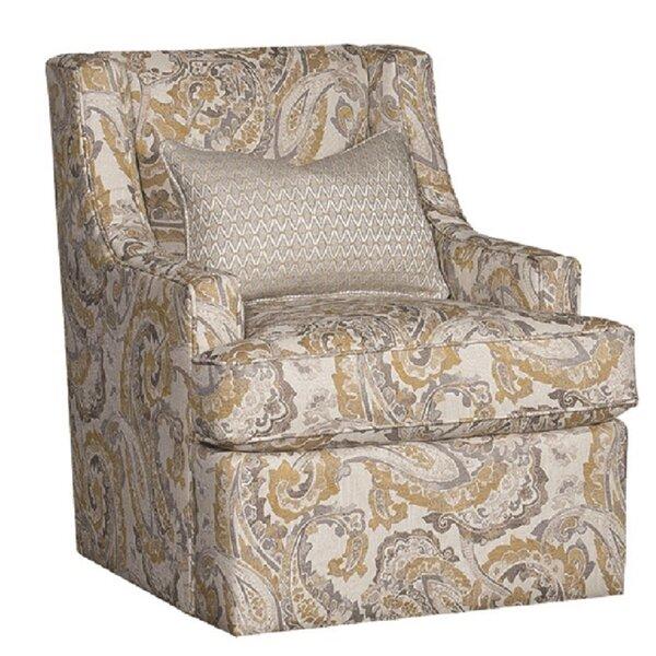 Cuadra Swivel Armchair By Darby Home Co