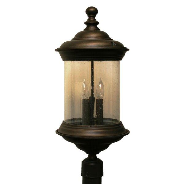 Phillipstown 3-Light Lantern Head by Alcott Hill