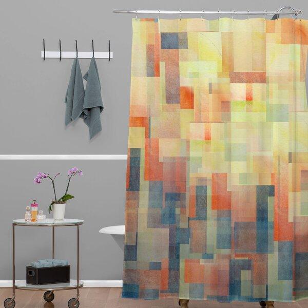 Jacqueline Maldonado Cubism Dream Shower Curtain by Deny Designs