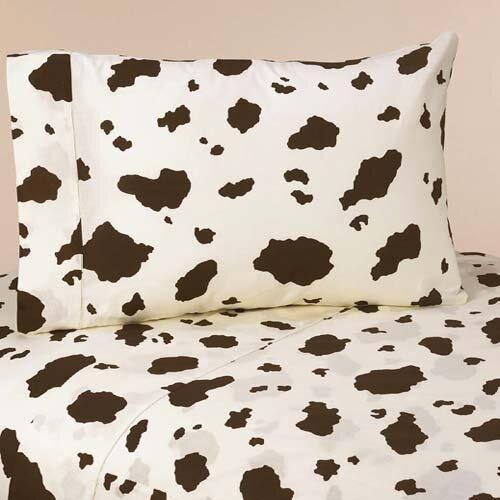 Cowgirl Sheet Set by Sweet Jojo Designs