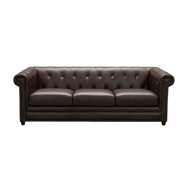 Best Reviews Bonnett Chesterfield Sofa by Canora Grey by Canora Grey