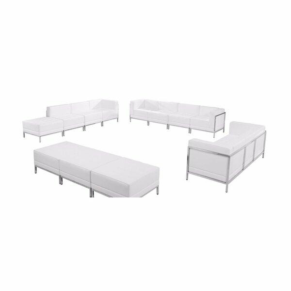 Kate 12 Piece Living Room Set (Set of 12) by Orren Ellis