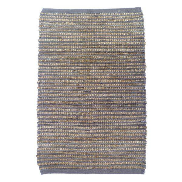 Sand Stripe Mink Area Rug by Artim Home Textile