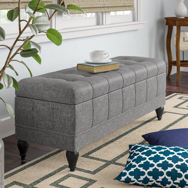 Maxfield Upholstered Storage Bench