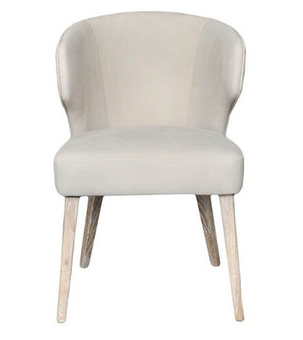 Otto Upholstered Dining Chair By Walnuy Decor