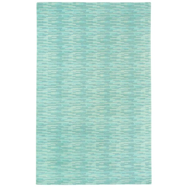Sori Green Trellis Area Rug by Capel Rugs