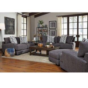 Ainsley Configurable Living Room Set by Mercury Row®