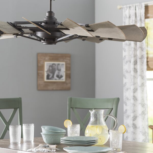 60 Froid Windmill 15 Blade Ceiling Fan by Laurel Foundry Modern Farmhouse
