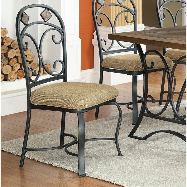 Casa Dining Chair (Set of 2) by Fleur De Lis Living