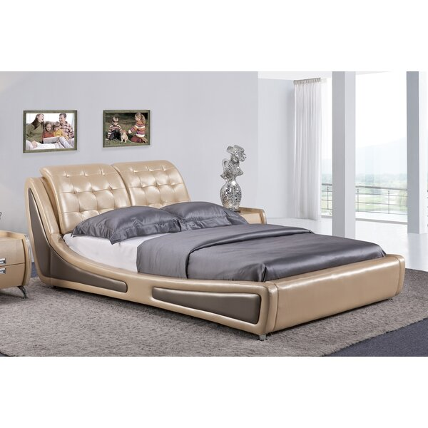 Sundown Upholstered Platform Bed by Orren Ellis