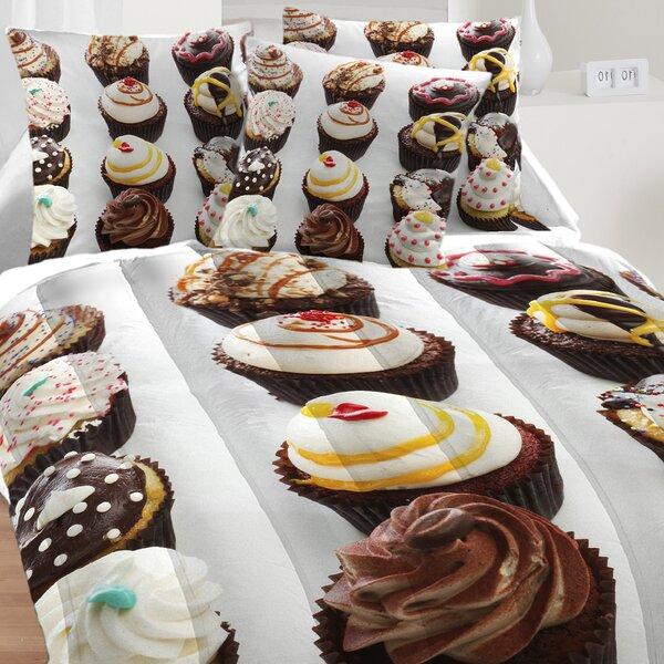 Cupcake Comforter Set by Tisseray & Cie