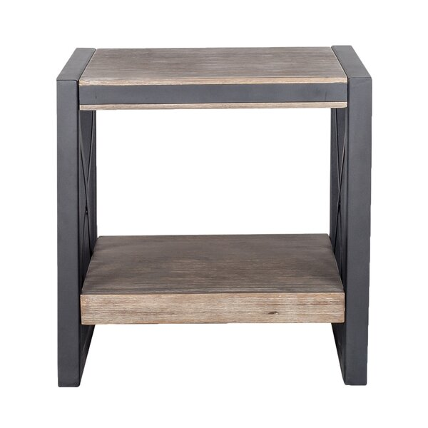 Corbett End Table By Williston Forge