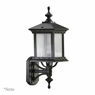 Compare Schroeder 1-Light Outdoor Sconce By Astoria Grand