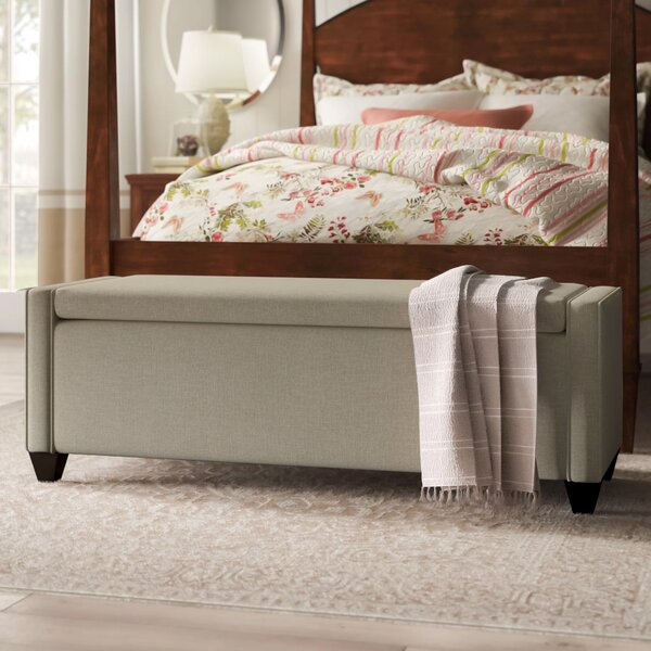 Agda Upholstered Storage Bench By Birch Lane™ Heritage