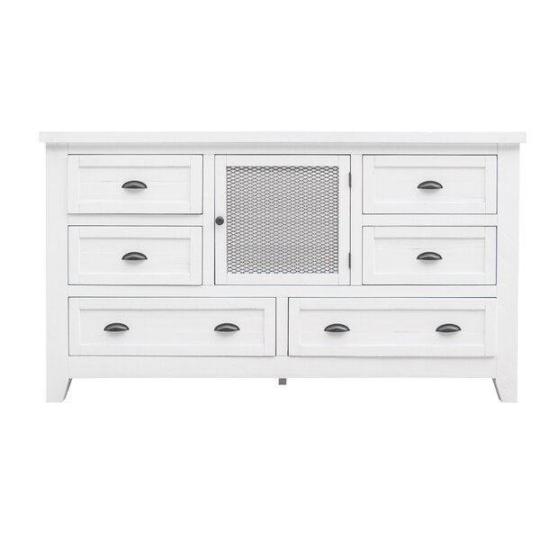 Roberson 6 Drawer Double Dresser by Union Rustic