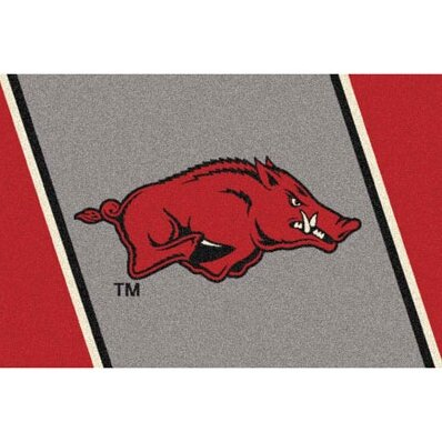 Collegiate University of Arkansas at Fayetteville Doormat by My Team by Milliken