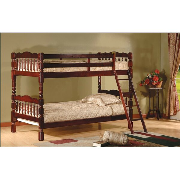 Alexandro Twin over Twin Bunk Bed by Harriet Bee