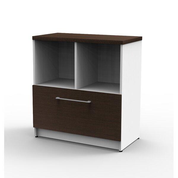 Office 1-Drawer Vertical Filing Cabinet