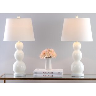 Kowalewski 26.5 Table Lamp (Set of 2) by Mercury Row