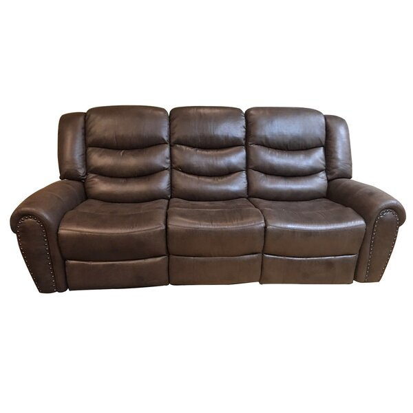 Bargains Puello Reclining Sofa by Red Barrel Studio by Red Barrel Studio