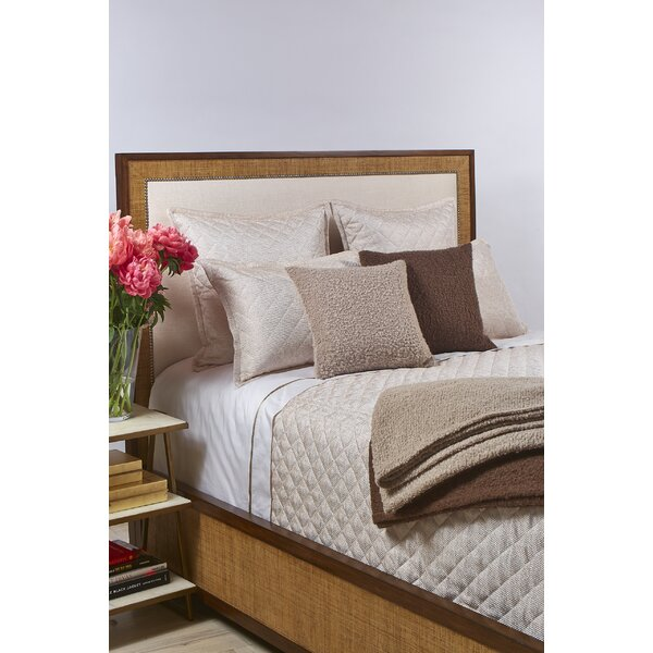 Raffia Reversible Coverlet Set