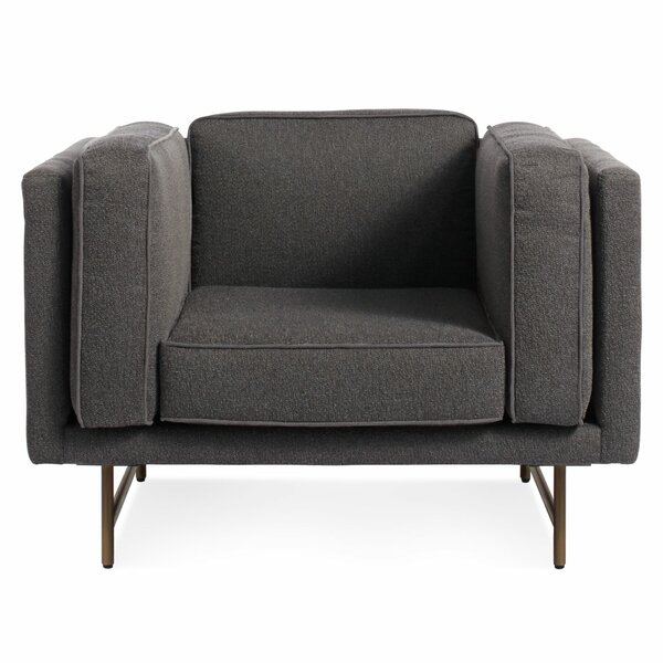 Bank Armchair by Blu Dot