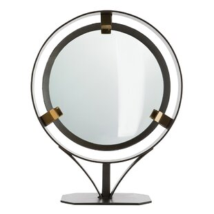 Top Reviews Darcy Makeup/Shaving Mirror By ARTERIORS