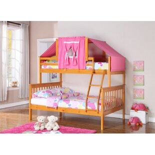 Looking for Auvergne Twin over Full Bunk Bed ByHarriet Bee