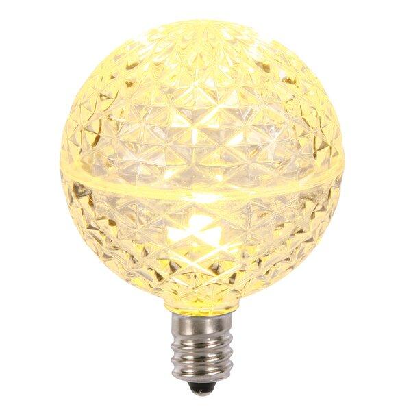 96W E17 LED Light Bulb (Set of 5) by Vickerman