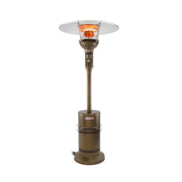 Evenglo LPG 47,000 BTU Propane Patio Heater by IR Energy