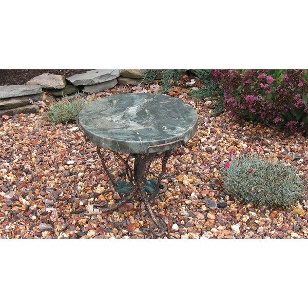 Andesine Jade Seat Garden Stool by Bloomsbury Market