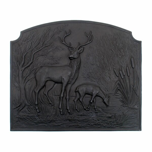 Sharma Deer Fireback By Millwood Pines