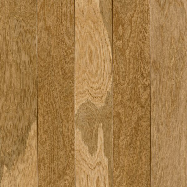 Perf Plus 5 Engineered Oak Hardwood Flooring in Natural by Armstrong Flooring