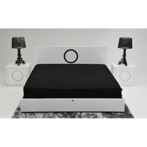 Eisner Platform Bed by Orren Ellis