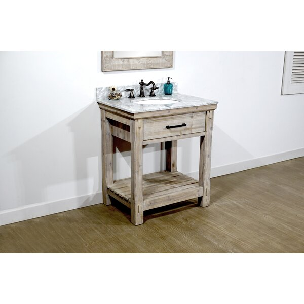 David 31 Single Bathroom Vanity Set by Millwood Pines