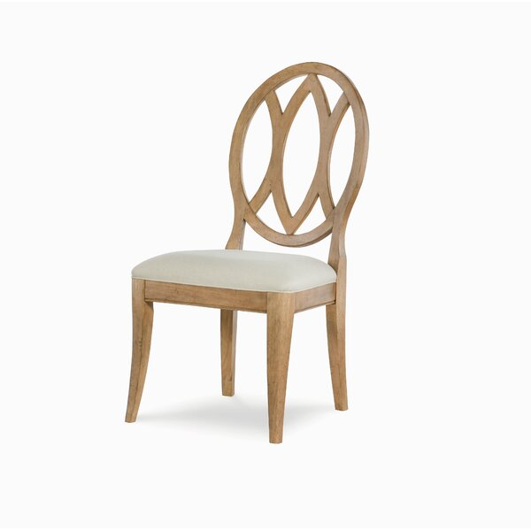 Oval Back Upholstered Dining Chair (Set Of 2) By Rachael Ray Home
