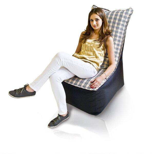 Standard Bean Bag Chair & Lounger By Furini
