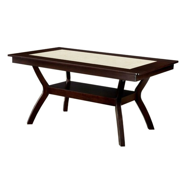 Konate Dining Table by Red Barrel Studio Red Barrel Studio