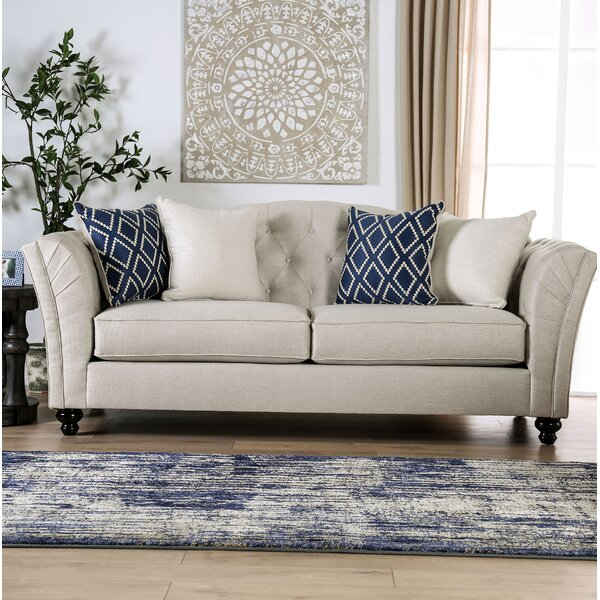 Chau Flared Arms Sofa by Darby Home Co