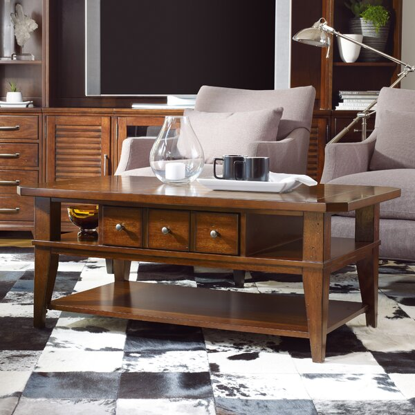 Wendover Coffee Table with Storage by Hooker Furniture