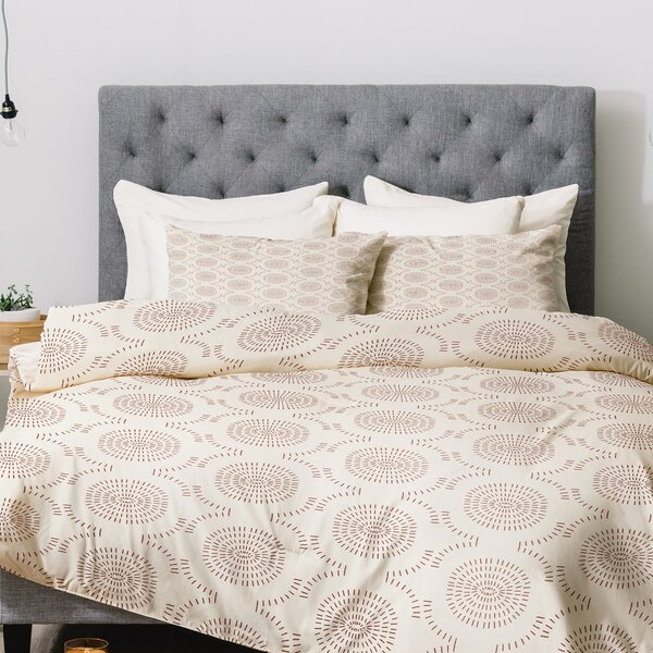 Holli Zollinger Wildflower Geometric Comforter Set