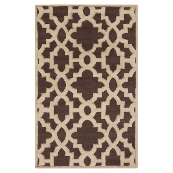 Modern Classics Dark Chocolate Area Rug by Candice Olson Rugs