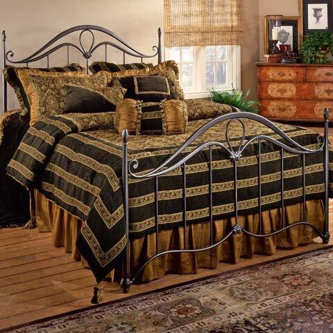Appleridge Standard Bed by Fleur De Lis Living