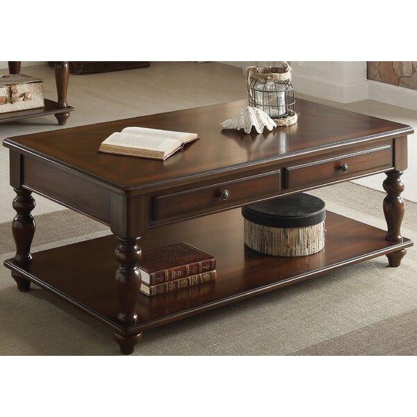 Paloalto Coffee Table With Lift Top