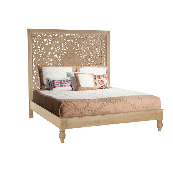Maderia King Platform Bed by Bungalow Rose