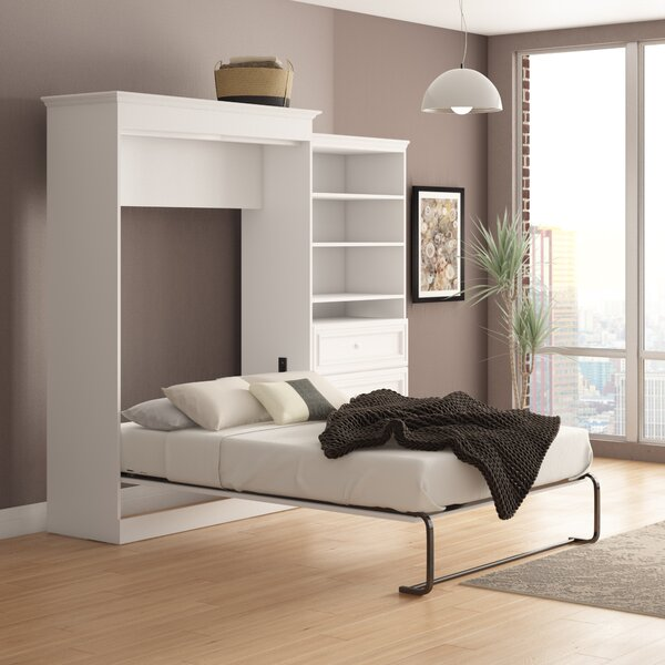 Acevedo Murphy Platform Bed by Latitude Run Latitude Run