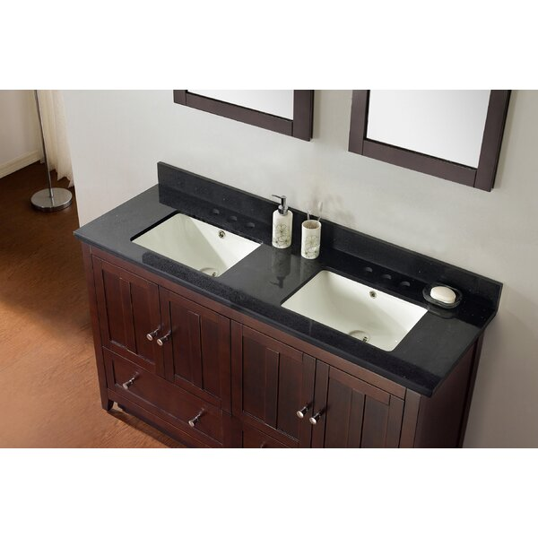 60 Double Bathroom Vanity Set by American Imaginations