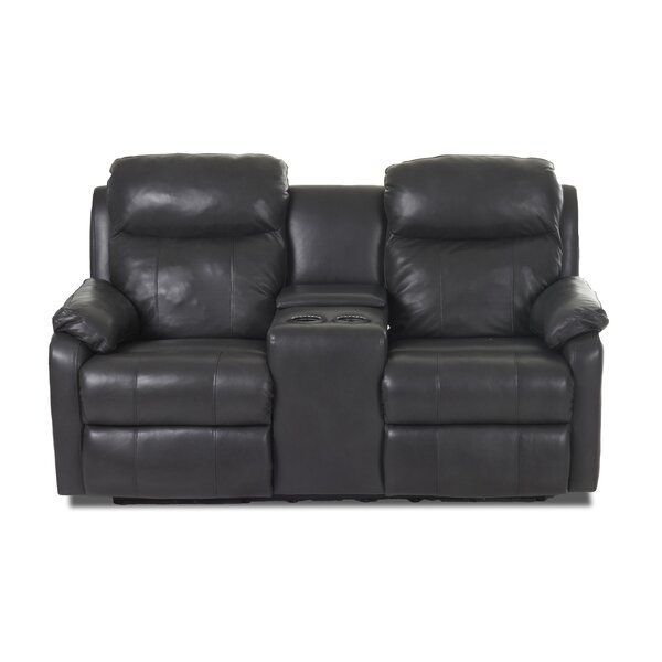 Torrance Reclining Loveseat With Headrest And Lumbar Support By Red Barrel Studio